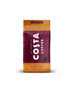 Colombian Decaf, Ground Coffee Subscription, 3 bags (12 oz each)
